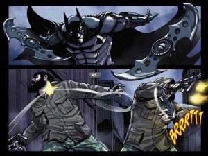 Batman Arkham Origins for IOS