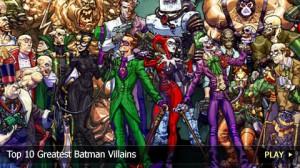 Batman's villians