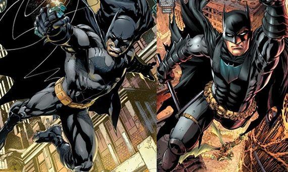 New-52-and-Earth-2-Batman