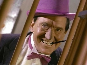 I mean they'll never beat Burgess Meredith's portrayal, but still.
