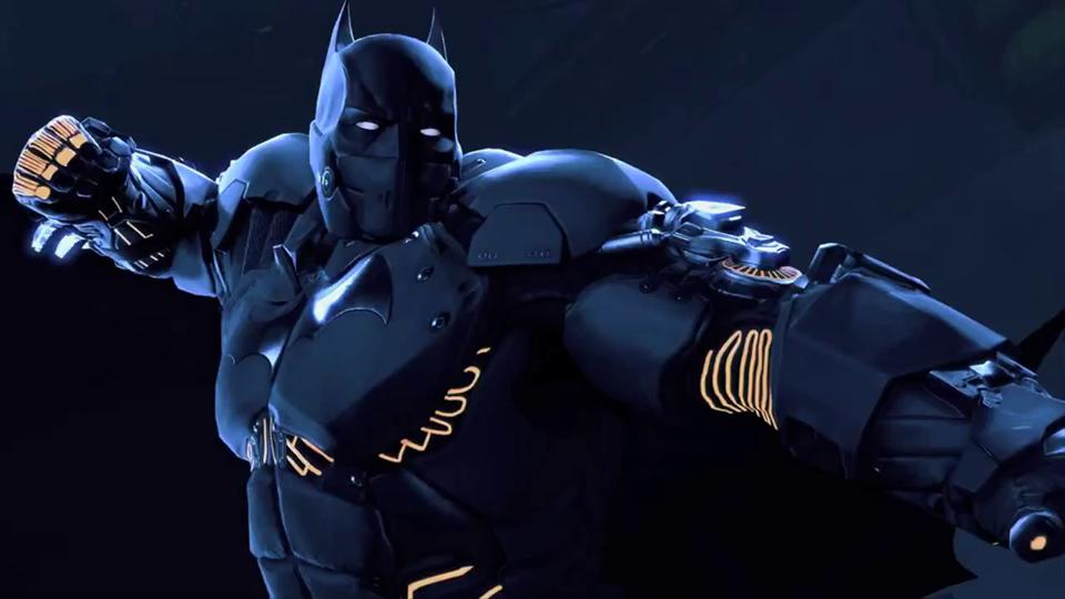 Arkham Origins Cold Heart Launch Trailer