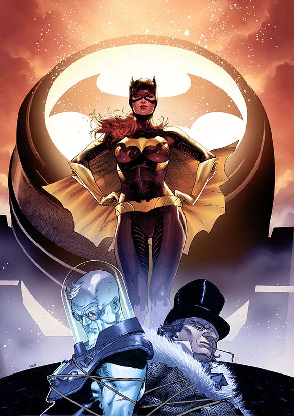 Batgirl A