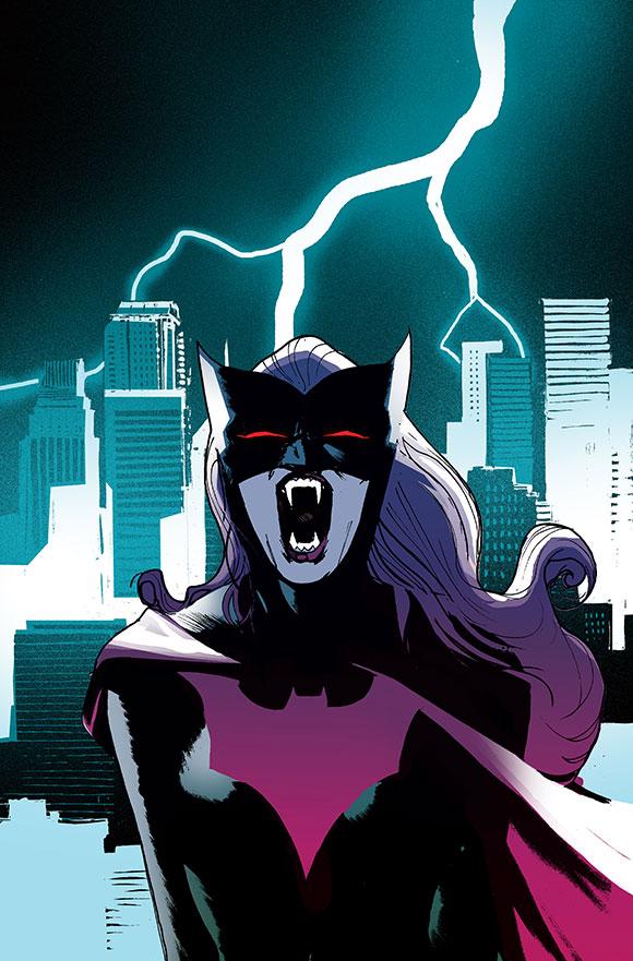 Batwoman B