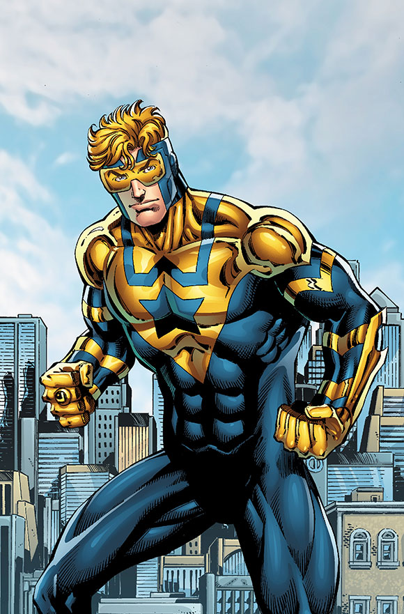 Booster Gold A