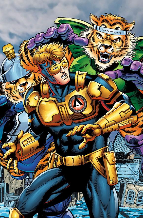 Booster Gold B