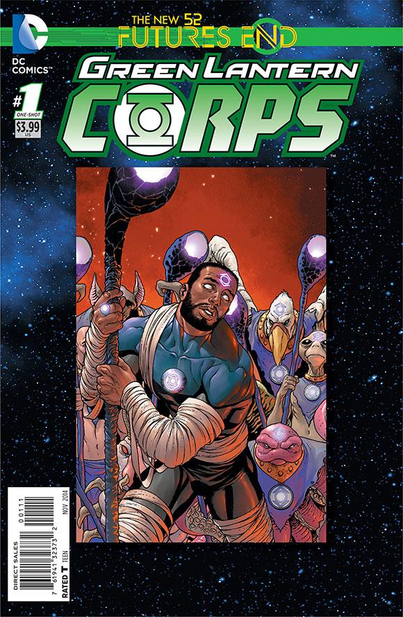 Green Lantern Corps B