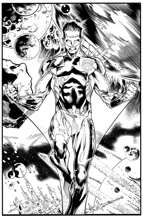Green Lantern: New Guardians A