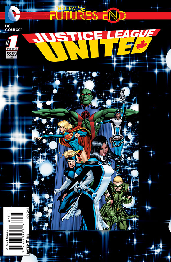 Justice League United B
