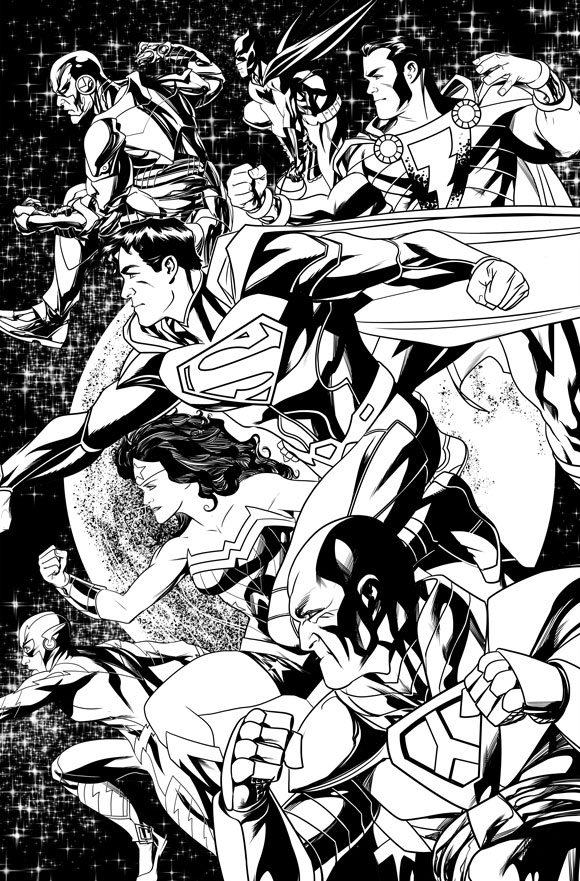 Justice League A