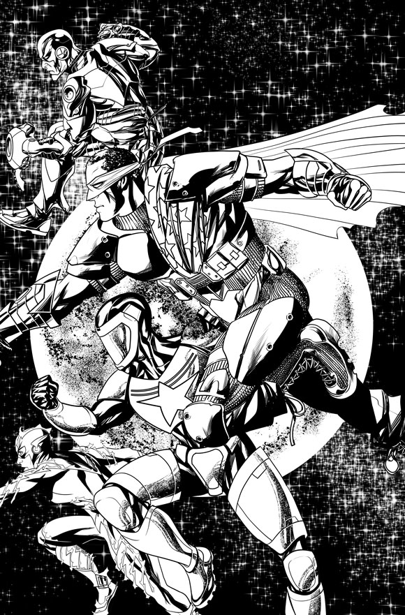 Justice League B