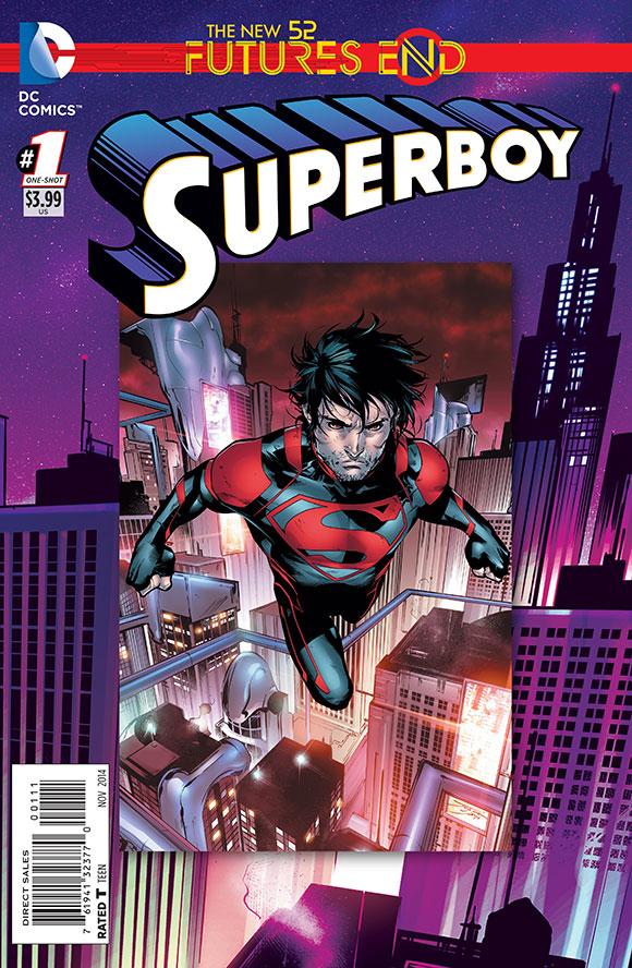 Superboy B