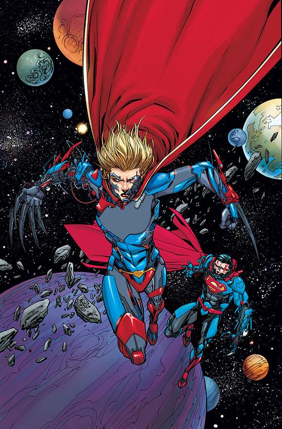 Supergirl B
