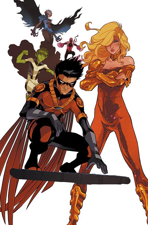 Teen Titans A
