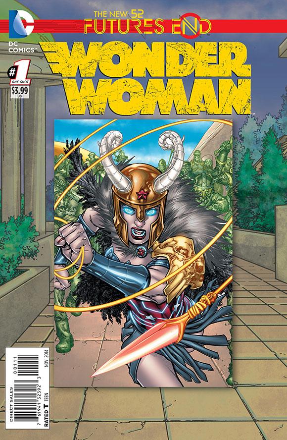 Wonder Woman B