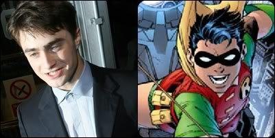 Daniel Raddcliffe as Robin