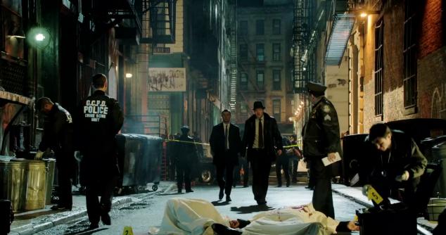 lol CSI gotham