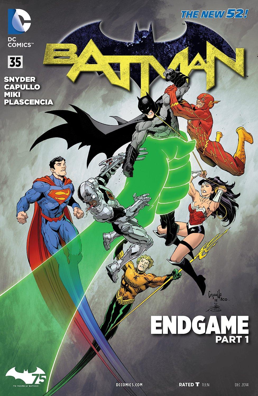 Batman New 52 #35 Endgame 91actDrSDQL._SL1500_