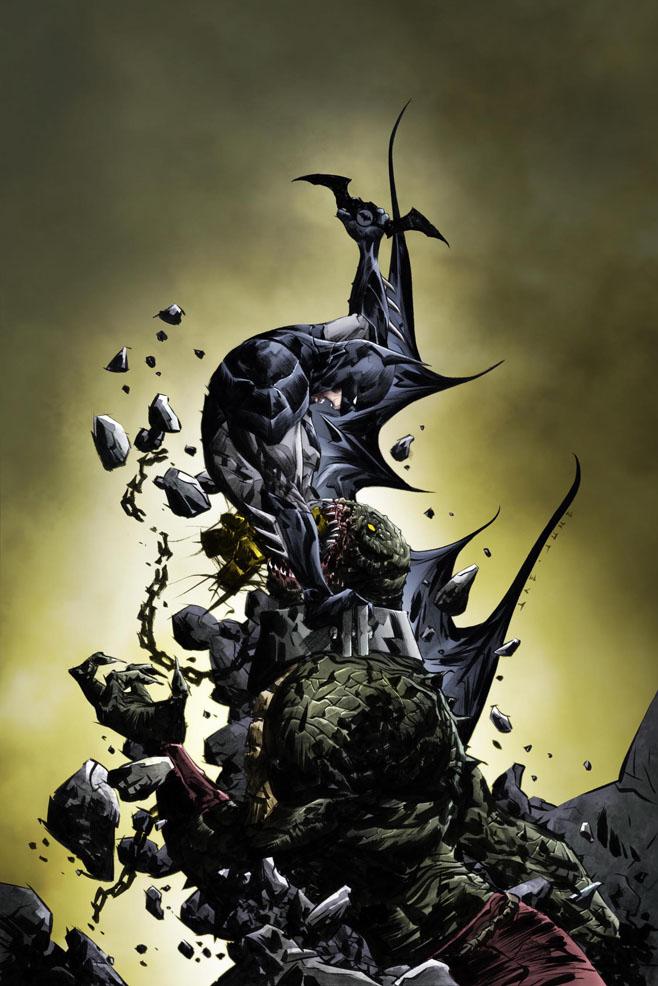 Batman: Arkham Knight #2 variant