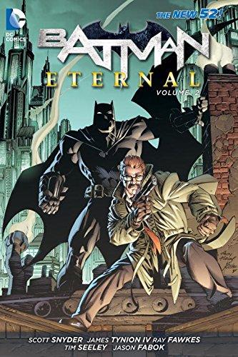 BATMAN ETERNAL VOL 2