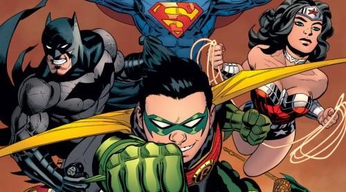 batman and robin 40