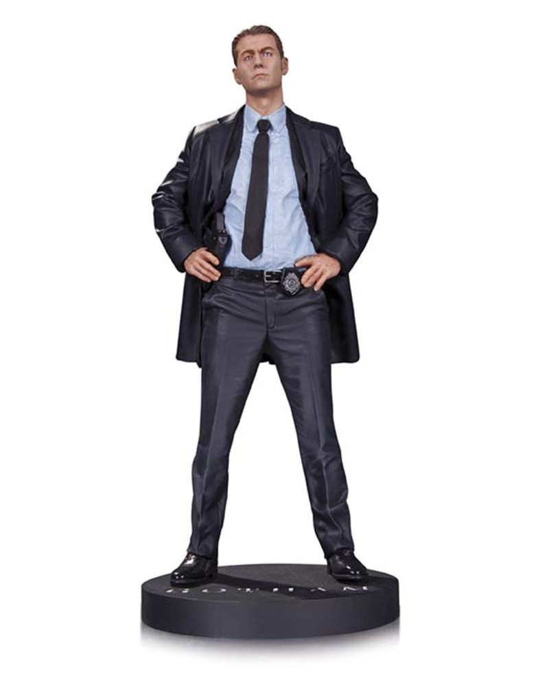 "JAMES GORDON 13"" STATUE"