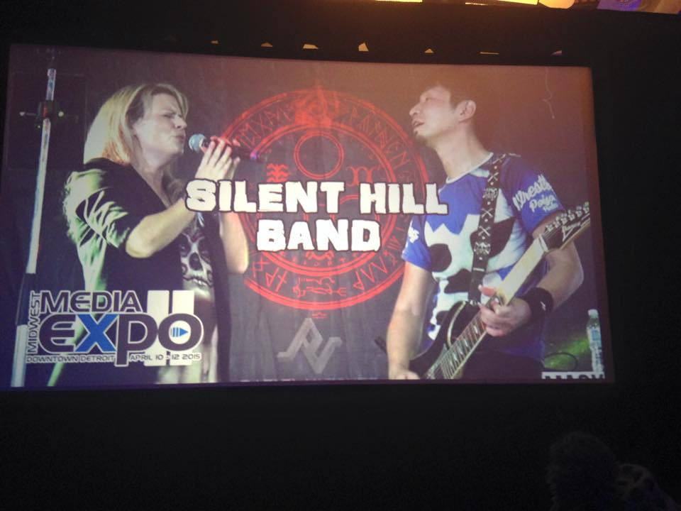 silent hill band