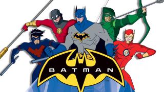 batman unlimited cover