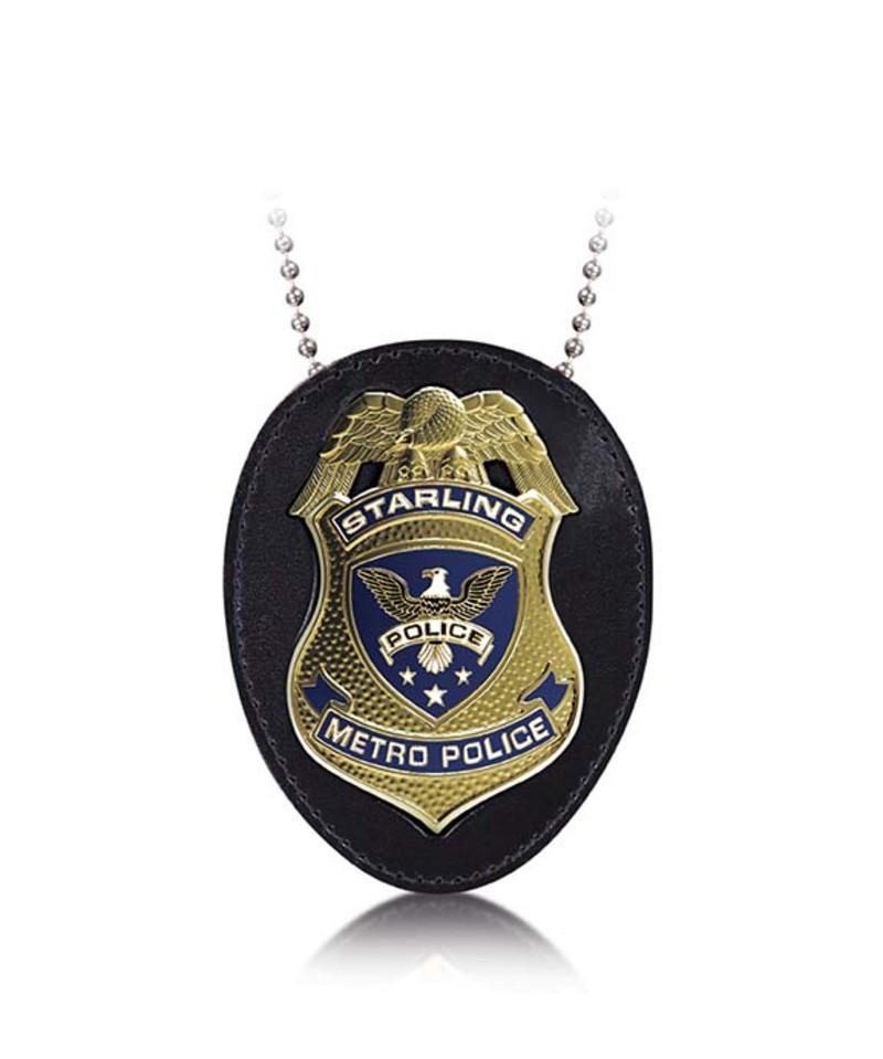 Arrow: Starling City Police Badge
