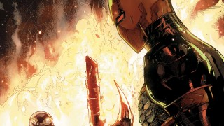 Deathstroke Annual #1 Preview