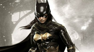 batgirl arkham banner