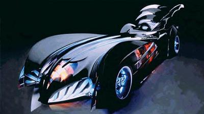 Batmobile B&R