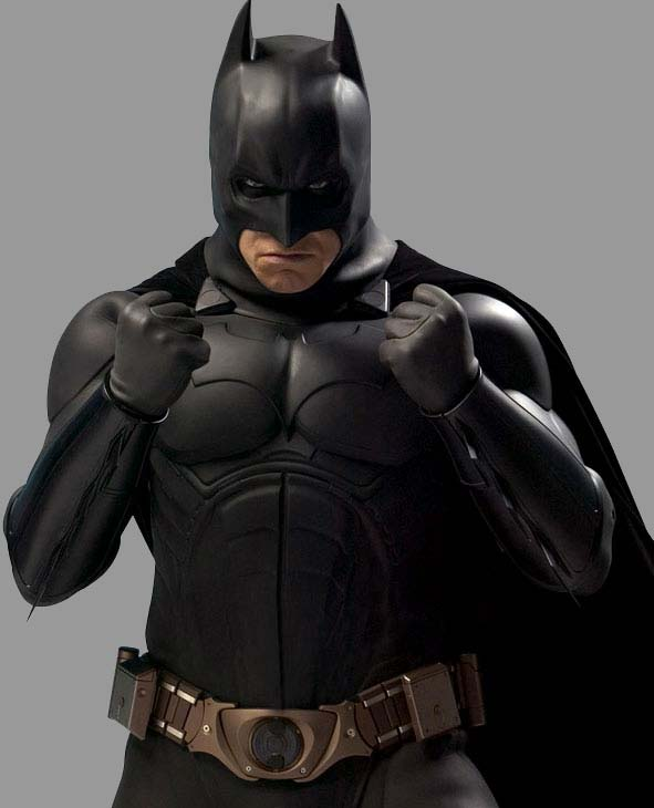 batman begins suit