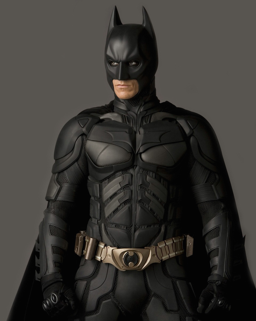 the dark knight suit