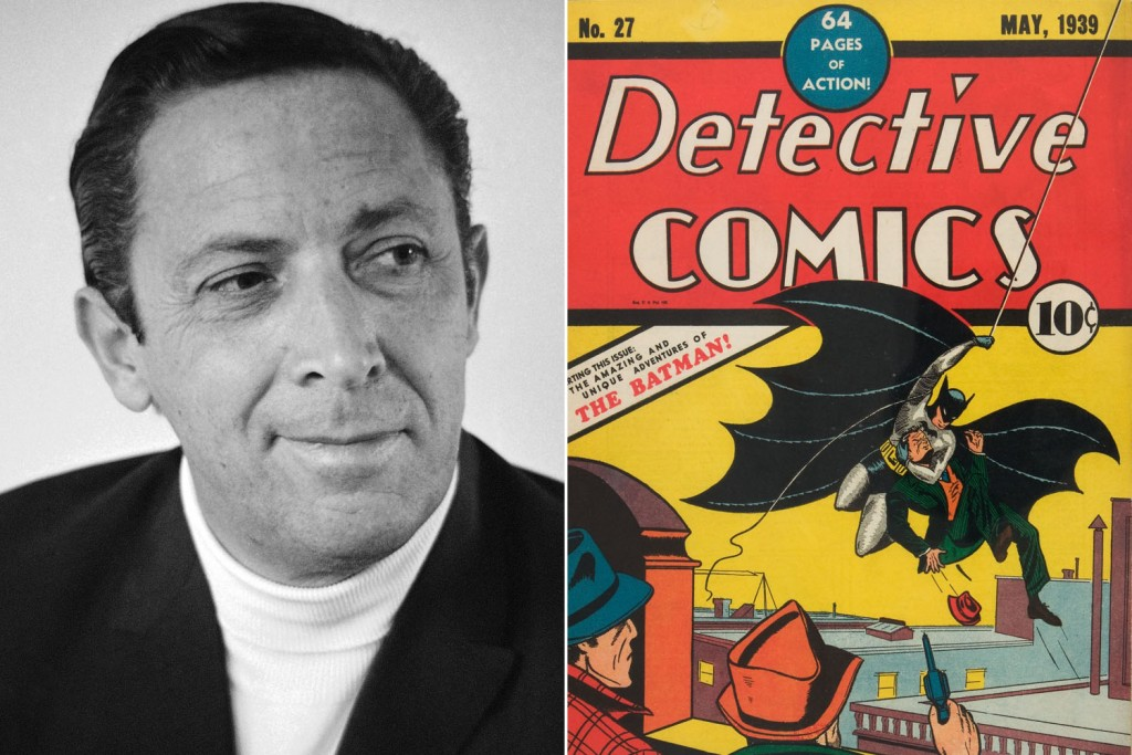 Dark Knight News Bob Kane