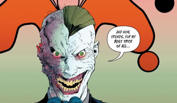 snyder joker