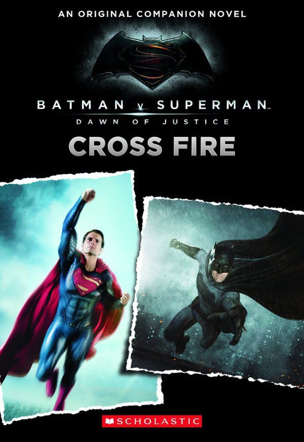 Batman v Superman Cross Fire
