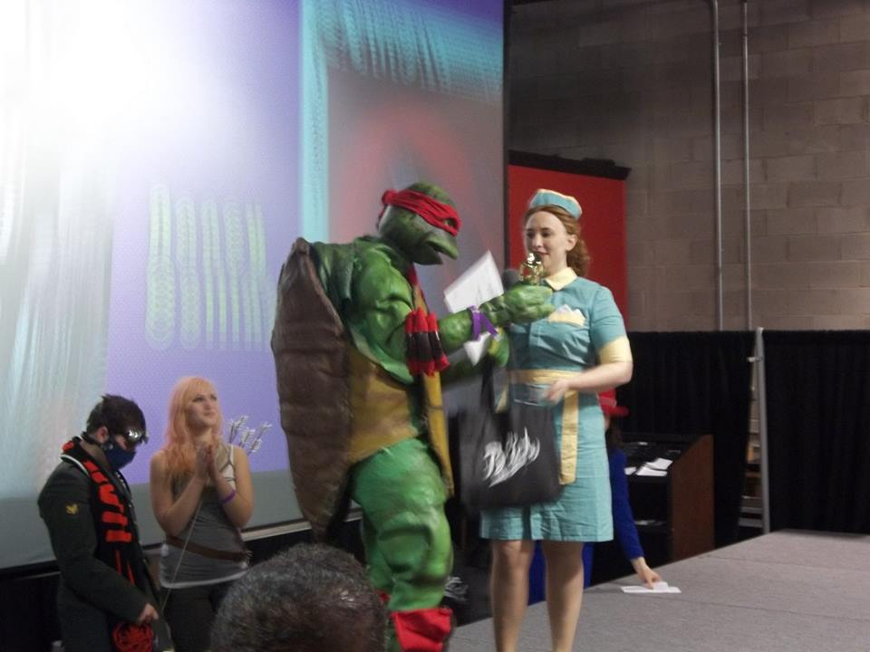 Raphael wins!