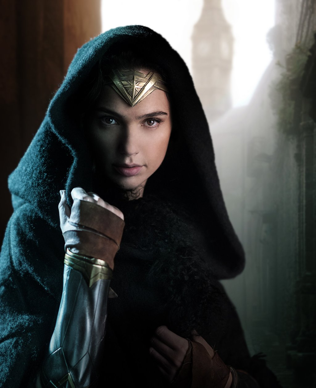 wonder woman gadot