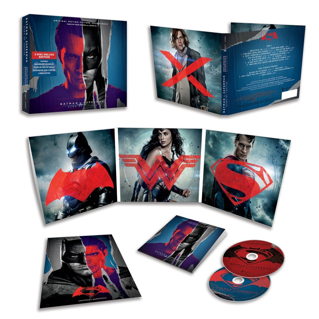 Deluxe CD Edition