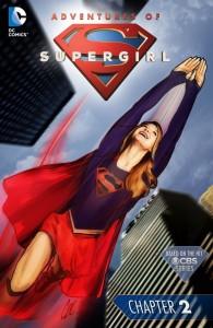 adventures of supergirl 2