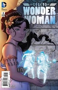 legend of wonder woman 2