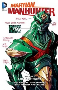 martian manhunter vol 1