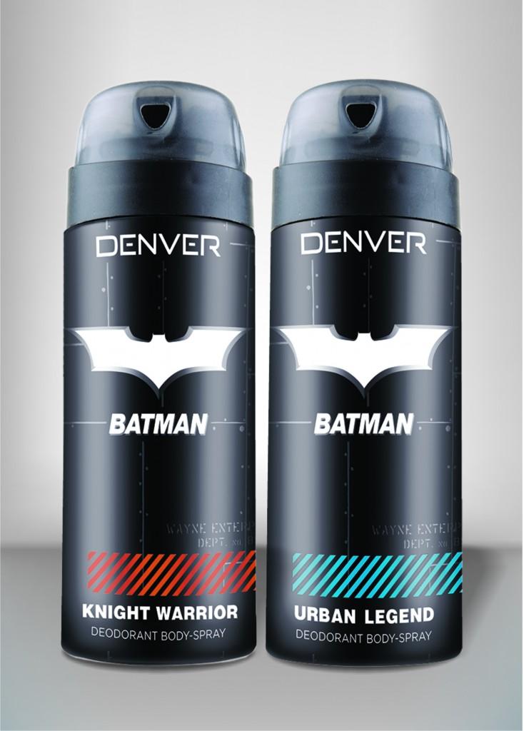 Denver for Men Invites You to Smell Like Batman and Superman Dark Knight News