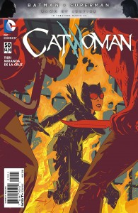 catwoman 50