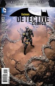 detective comics 50 cover