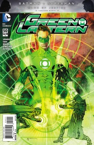 green lantern 50