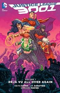 justice league 3001 vol 1