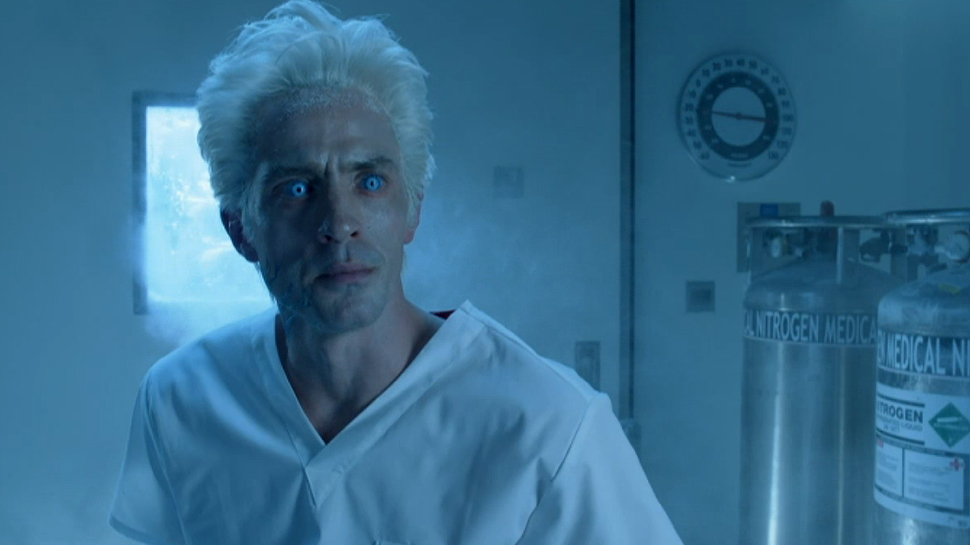 Mr. Freeze in Gotham season 2