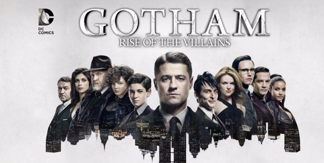 Breaking News: Details Drop on 'Gotham' Season 2 Blu-ray Release