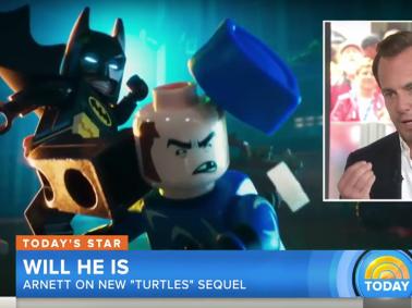 Will Arnett talks Lego Batman and Parenting Dark Knight News